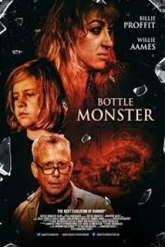 Poster Bottle Monster
