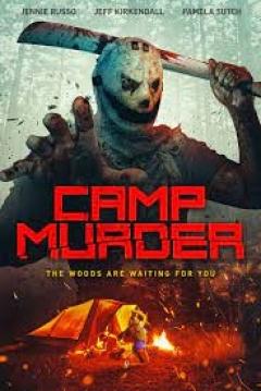 Poster Camp Murder