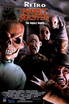 Poster Puppet Master 7: Retro Puppet Master