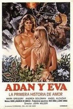 Poster Adan y Eva, la Primera Historia de Amor