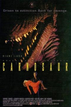 Poster Carnosaurio