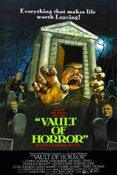 Poster La Bóveda de los Horrores