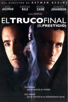 Poster El Truco Final (El Prestigio)