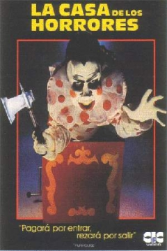 Poster La Casa de los Horrores