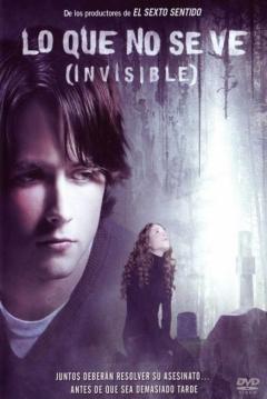 Poster Invisible: Lo que no se ve