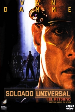 Poster Soldado Universal: El Retorno