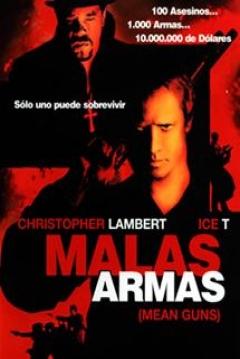 Poster Malas Armas