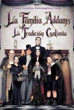 Los locos Addams II (1993) | DVDRip Latino HD Mega 1 Link