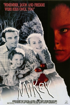 Poster Mikey, Una Mente Diabólica