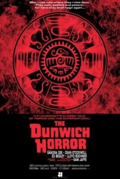 Poster Terror en Dunwich