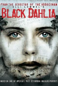 Poster La Dalia Negra