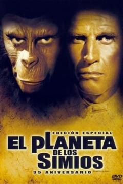 Poster El Planeta de los Simios