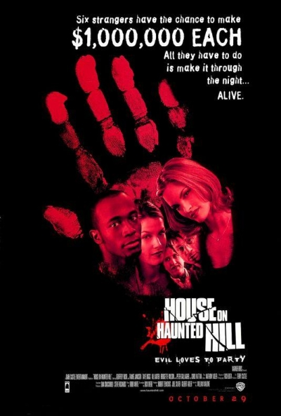 Poster House on Haunted Hill