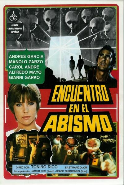 Poster Encuentro en el Abismo