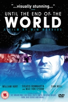 Poster Hasta el Fin del Mundo