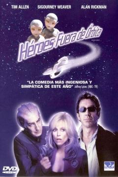 Poster Héroes fuera de Órbita