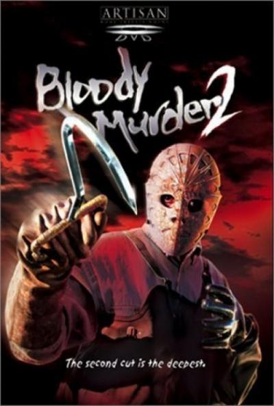 Poster Bloody Murder 2: Campamento Infernal