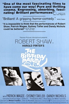 Poster The Birthday Party