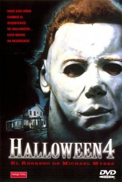 Ficha Halloween 4: El Regreso de Michael Myers