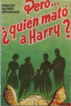 Poster Pero... ¿Quién Mató A Harry?