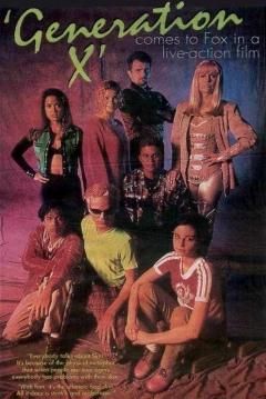 Poster Generación X