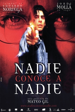Poster Nadie Conoce a Nadie