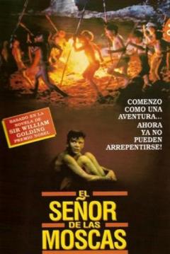 Poster El Señor de las Moscas (Remake)