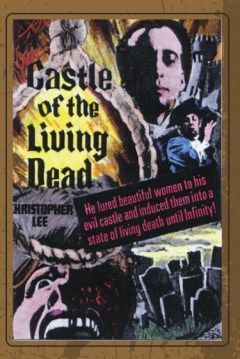 Poster Castle of the Living Dead
