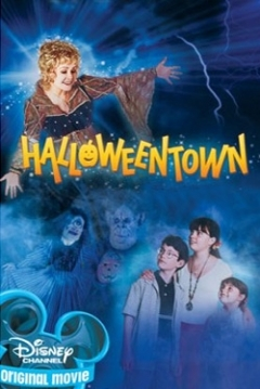 Poster Halloweentown: ¡Qué Familia la mía!