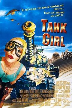 Poster La Chica del Tanque