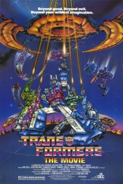 Poster Transformers: La Película