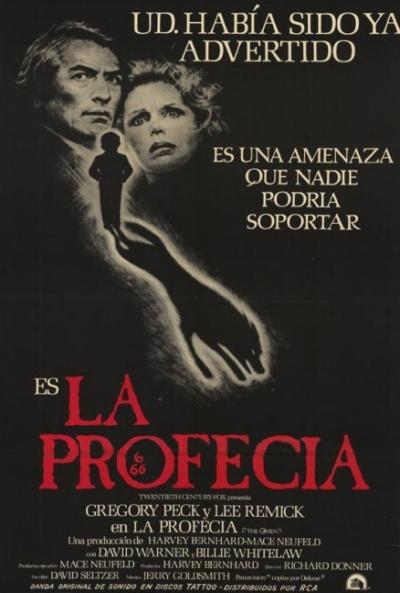 Críticas de La Profecía (1976): opiniones, puntuaciones, reseñas, critico, comentarios,la critica, de que trata, de que va