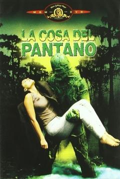 Poster La Cosa del Pantano