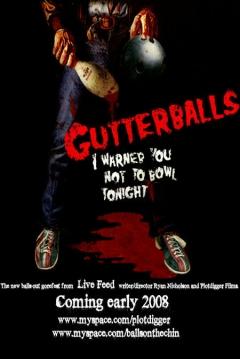 Poster Gutterballs