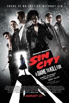 Ficha Sin City 2: Una Dama por la que Matar
