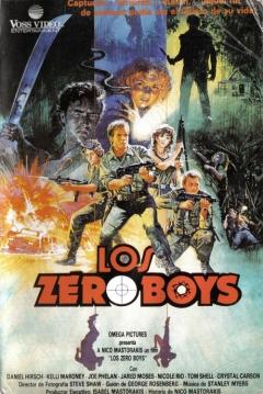 Poster Los Zero Boys