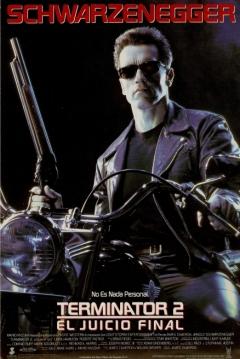 Poster Terminator 2: El Juicio Final