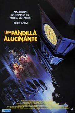 Poster Una Pandilla Alucinante