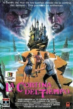 Poster Los Hechiceros del Reino Perdido II: La Cortina del Tiempo