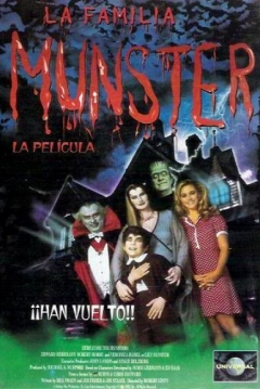 Poster La Familia Munster: La pelicula