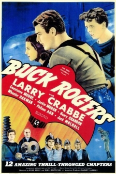 Poster Buck Rogers
