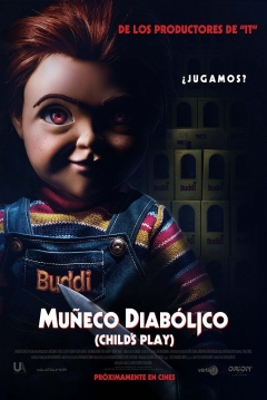 Poster Muñeco Diabólico (Reboot)
