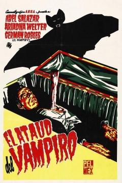 Poster El Ataúd del Vampiro