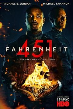 Poster Fahrenheit 451