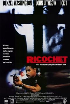 Poster Ricochet