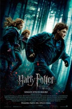 Poster Harry Potter y las Reliquias de la Muerte - Parte 1