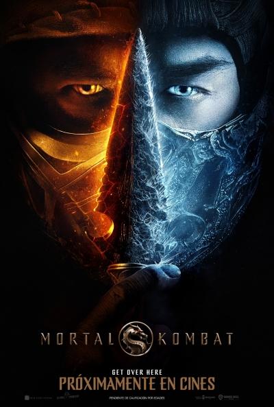 Poster Mortal Kombat (Reboot)