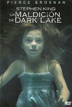 Poster La Maldición de Dark Lake