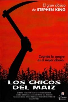 Poster Los Chicos del Maíz