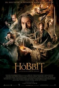 Poster El Hobbit: La Desolación de Smaug